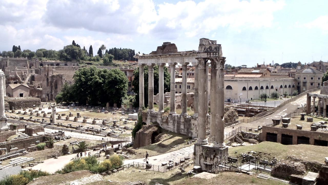 Rzym w 5 dni - zwiedzanie z dziećmi, największe atrakcje Wiecznego Miasta. Część I