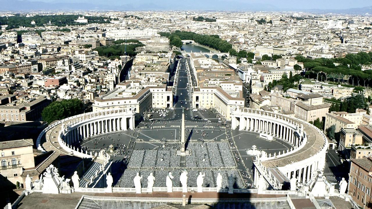Koloseum i Watykan - Rzym w 5 dni - zwiedzanie z dziećmi