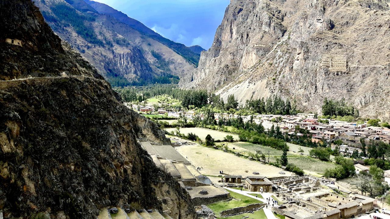Święta Dolina Inków - Peru w 12 dni