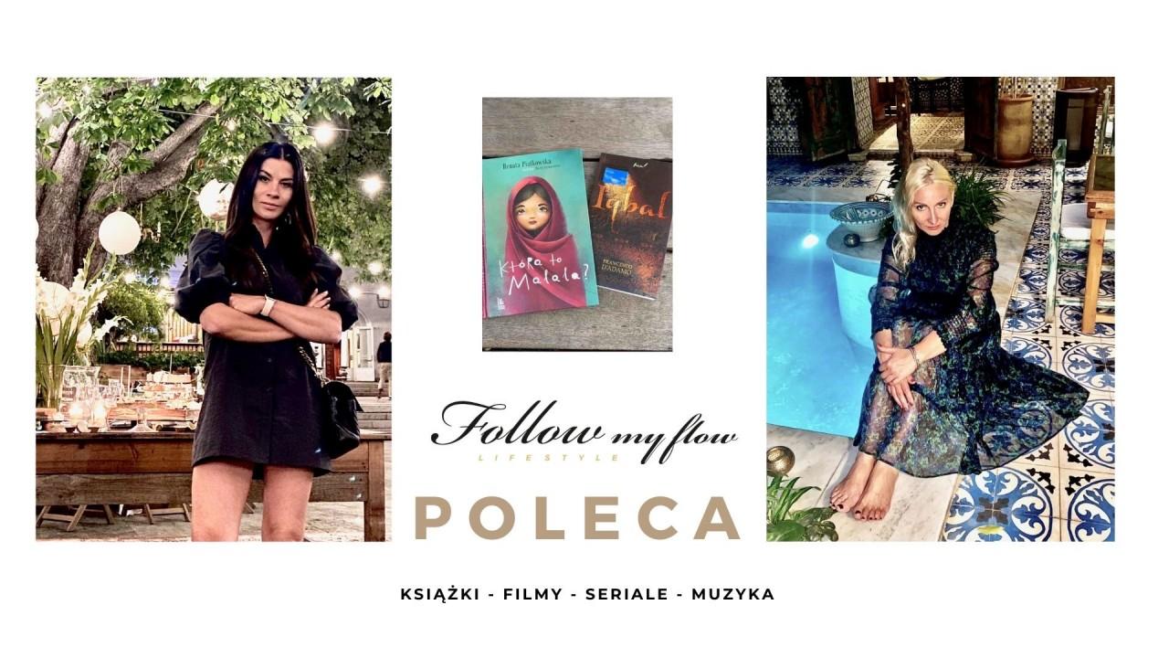 Follow My Flow poleca: Malala & Iqbal - dziecięcy bohaterowie