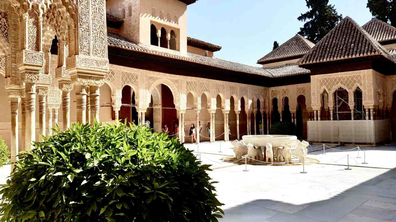 Hiszpania - Andaluzja: Alhambra & Granada
