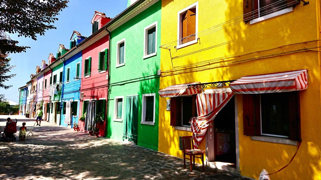 Murano, Burano, Torcello - Laguna Wenecka