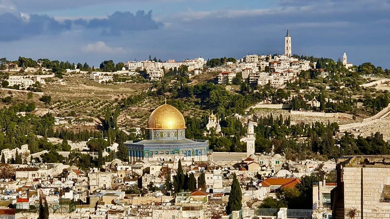 Jerozolima - święte miasto