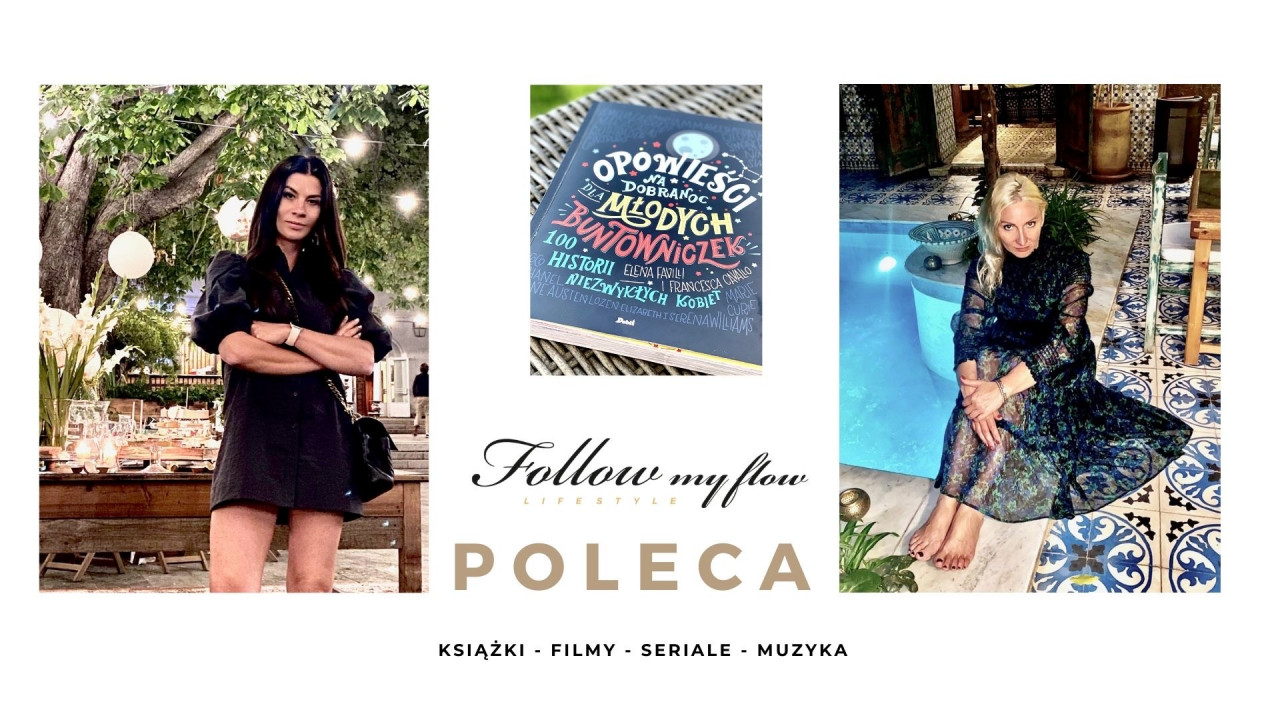 Follow My Flow poleca: Opowieści Młodych Buntowniczek